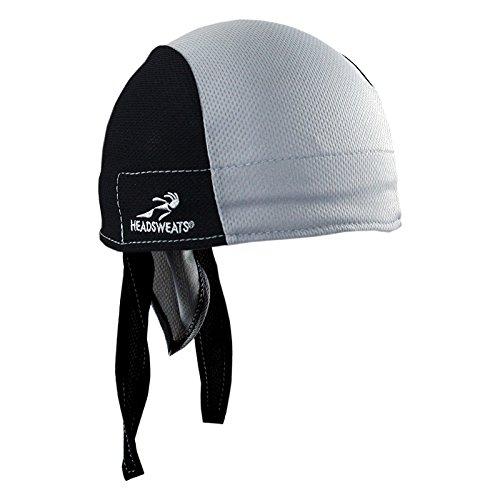 Headsweats Classic Cycling Cap, Black, One Size Headsweats Skull Cap