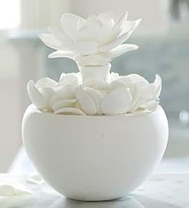 Floral Medley Porcelain Essential Oil Diffuser