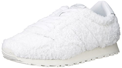 Superga Women's 4527 Fabricw Fashion Sneaker, White, 41.5 EU/10 M US