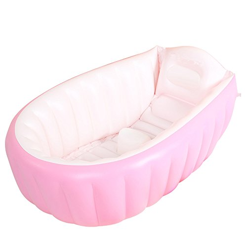 Inflatable Swimming pool,Baby Float Bathtub and Seats,Inf...