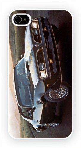 Smokey and the Bandit 1977 Pontiac Trans Am SE, iPhone 5 5S, Etui de téléphone mobile - encre brillant impression