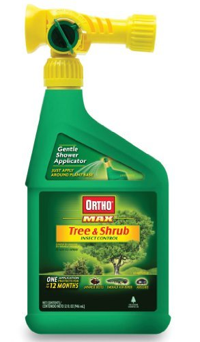 - Ortho MAX Tree and Shrub Insect Control Ready-to-Spray 32-Ounce