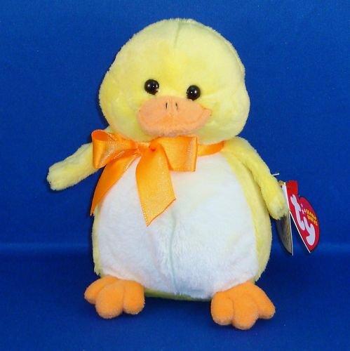 Amazon.com  Ty Beanie Babies - Puddles - Yellow Duck  Toys   Games c8e2d5d25ef