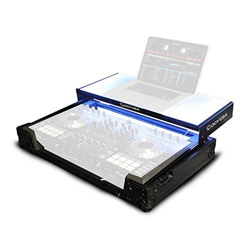 Odyssey FFXGSPIDDJSX2BL Flight FX Pioneer DDJ-SX/DDJ-SX2 DJ Controller Glide Style Case