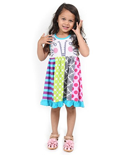 [Jelly The Pug Woodland Friends Circus Tiger Dress-10] (Circus Dress)