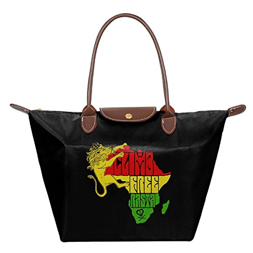 Rasta Lion Women's Folding Bag,Water Proof Polyamide Handbag For - Shopping Imported Sunglasses Online
