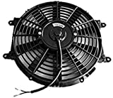 """Amtrak Solar's Powerful Attic Exhaust Fan Quietly Cools your House Ventilates your house, garage or RV and protects against moisture build-up (Fan Only, 12"""") (Renewed)"""