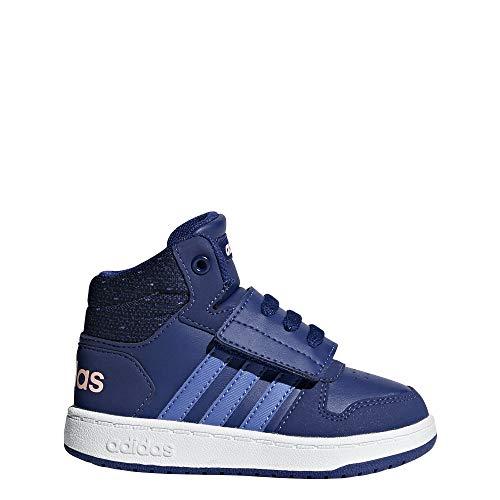 Basse Adidas Unisex Blu Ginnastica 2 0 0 Bimbi realil Hoops realil – Mid Scarpe Mysink cleora 24 cleora Da mysink r8wOr0qY