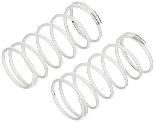 (Traxxas 5431 White Rear GTR Shock Springs (1.2, Silver Rate) (pair))