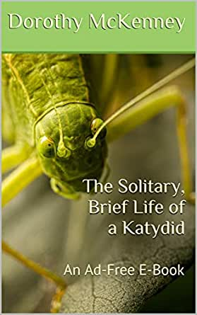 The Solitary, Brief Life of a Katydid: An Ad-Free E-Book (English ...