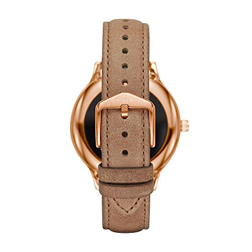 Fossil Gen 3 Smartwatch - Q Venture Sand Leather FTW6005 by Fossil (Image #3)