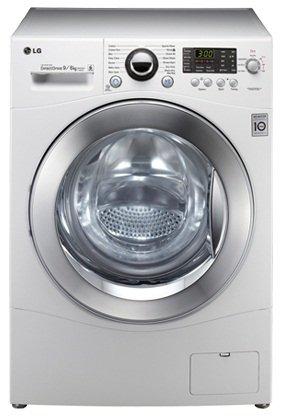 LG F1480RD lavadora - Lavadora-secadora (Frente, Independiente ...