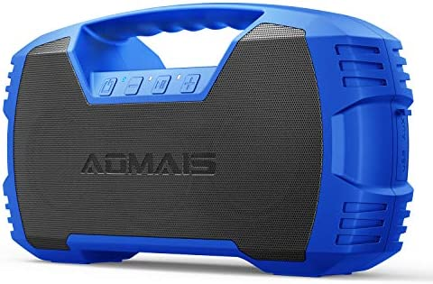AOMAIS AOMAIS GO Bluetooth Speakers,Waterproof Portable Indoor