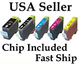 10-Pack Compatible Canon PGI-225 and CLI-226 Ink Cartridges w/Chip USE for CANON PIXMA iX6520 MX882 iP4820 MG5120 MG5220 MG8120 MG6120 MG6220 printers, Office Central