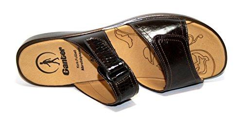 Ganter - Plataforma Mujer marrón