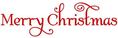 Minglewood Trading Merry Christmas - Holiday Door Greeting -