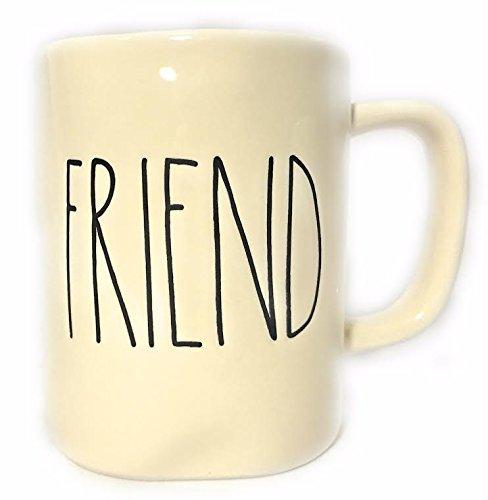 Rae Dunn Friend Cup / Mug By Magenta by Rae Dunn Artisan Collection (Image #1)