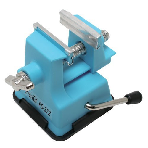 Mini-Tabletop suction vise (2 Pack) / Mini-Tabletop suction vise (2 Pack)