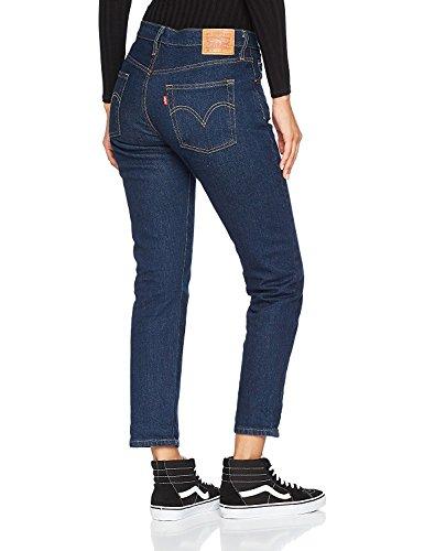 32l Levi's 30w Blu Jeans blue Donna X Dark zz8x0q
