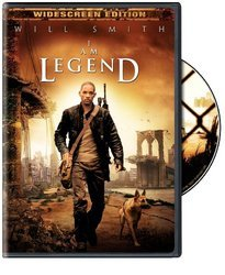 I AM LEGEND (WIDESCREEN SINGLE-DIS MOVIE