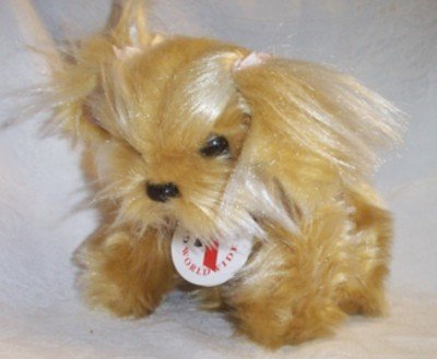 Russ Gilda's Club Plush Yorkshire Terrier Sparkle 7