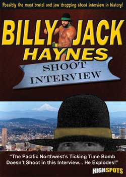 Billy Jack Haynes Shoot Interview Wrestling DVD-r (Billy Jack Movie compare prices)