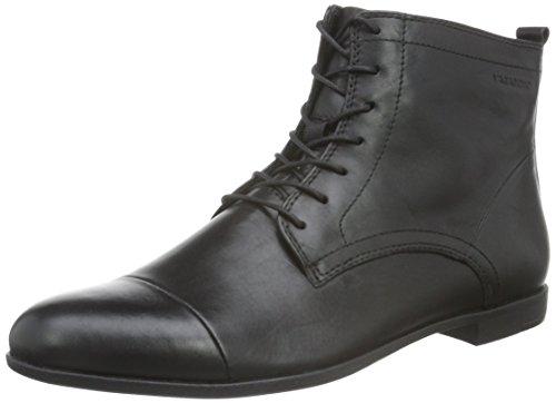 Vagabond Tay - botas de cuero mujer negro - negro