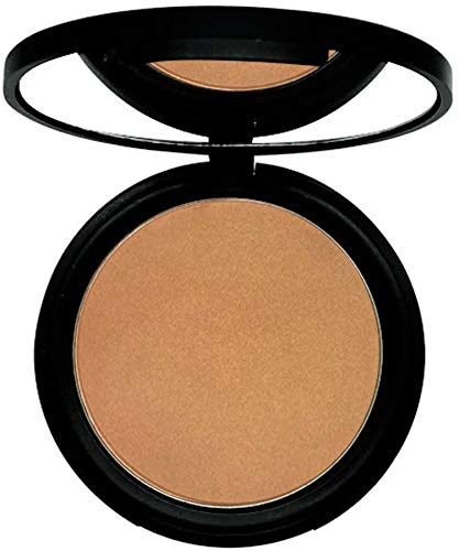 Mom's Secret 100% Natural Matte Bronzer Makeup, Organic, Vegan, Cruelty Free, Made in the USA, 0.42 oz. (Touch of Sun)