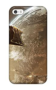 Holly M Denton Davis's Shop 2517064K53709039 Tpu Case Cover Compatible For Iphone 5/5s/ Hot Case/ Spaceship