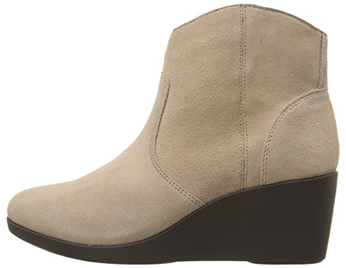 5 Eu Femme Tan Taille 41 Wedge Crocs Leigh Suede Bootie 8nwfCWT
