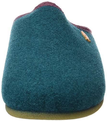 azul p 46887 Femme Azul À Chaussons Bleu Talon Ouvert Gioseppo qg8w5Sw