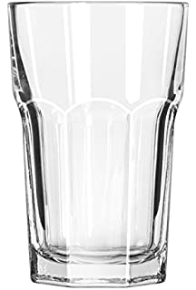 libbey glassware gibraltar beverage glass duratuff 10 oz pack of 36 - Libbey Glassware