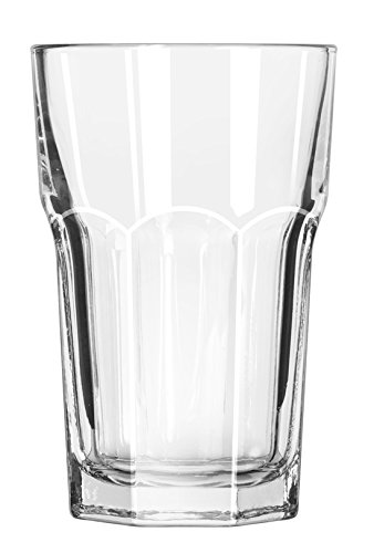 (Libbey Glassware 15237 Gibraltar Beverage Glass, Duratuff, 10 oz. (Pack of 36))
