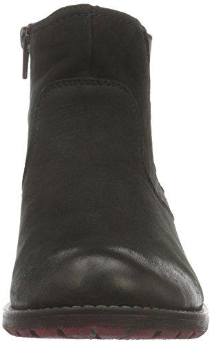 Remonte R3378 Damen Chelsea Boots Schwarz (Schwarz / 03)