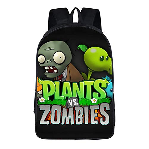 Gumstyle Plants vs. Zombies Backpack Shouder School Bag for Children 14]()