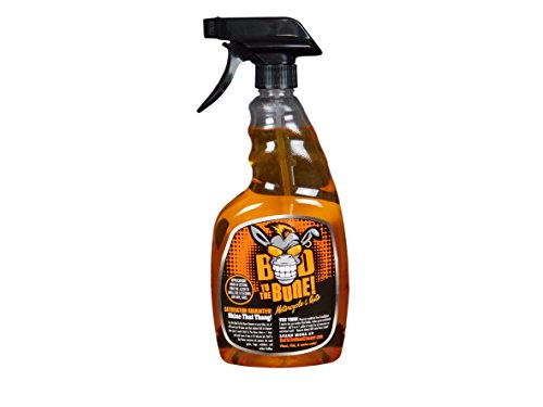 Bad to the Bone Motorcycle Air & Auto Spray Cleaner by Encore Coatings | Engine, Chain, Windshield, Brake Dust, Oxidation, Wheel Degreaser