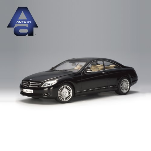 z CL Coupe 2006, Black Die-cast Scale 1:18 - Millennium Series 76165 ()