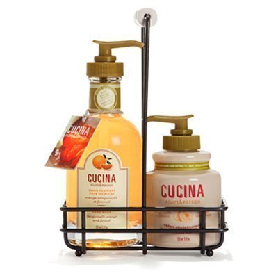 Cucina Hand Care Duo - Sanguinelli Orange & Fennel