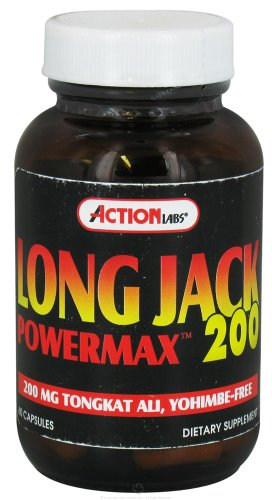 ACTION LABS POWERMAX 200, 60 (Action Labs Long Jack)