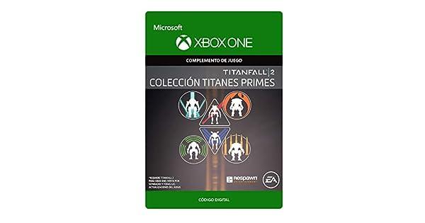 Titanfall 2: Prime Titan Bundle | Xbox One - Código de descarga ...