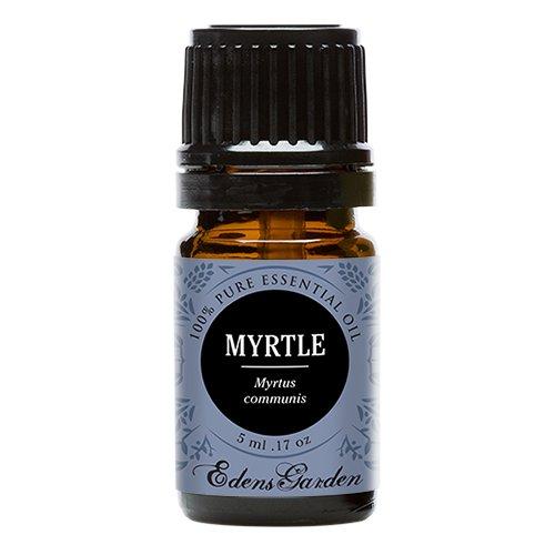 Myrtle 100% Pure Therapeutic Grade Essential Oil by Edens Garden- 5 ml