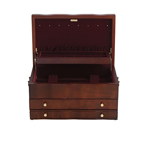 Reed and Barton Victoria Jewelry Chest by Reed & Barton