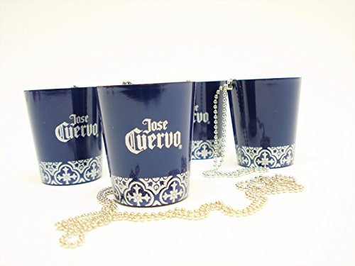 Jose Cuervo Tequila Professional Stainless Steel Shot Glass (1) ()