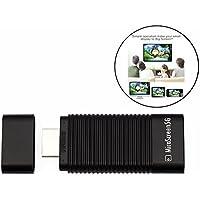 niceEshop(TM) Generic MiraScreen 5G Wireless Display TV Dongle Miracast Airplay DLNA HDMI Receiver
