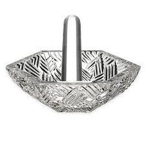 (Waterford Marquis Heritage Versa Crystal Ring Holder)
