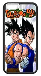 Custom Designs Dragon Ball Z Protective Case Cover for Iphone 6 (WCA Designed)