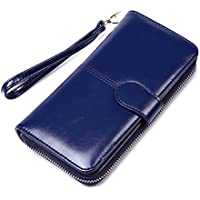 Lorna Women's/Girl's Wallet Clutch Card Holder Purse With Zipper