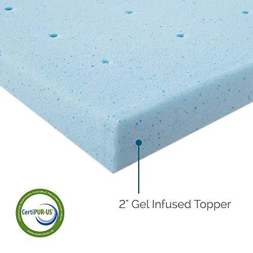 Buy mattress topper for college dorm