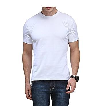 Tirupur Jayanitha TexMen's Cotton T-shirt: Amazon in: Clothing