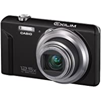 Casio Casio Ex-Zs100 Digital Camera - Black (14.1Mp, 12.5X Optical Zoom) 2.7 Inch Lcd